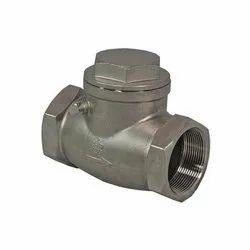 saini Stainless Steel Valves, For Industrial