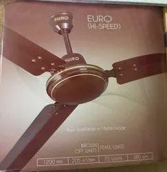Khaitan Ceiling Fan 1200 mm, Warranty: 2 Year, Model Name/Number: Zolta