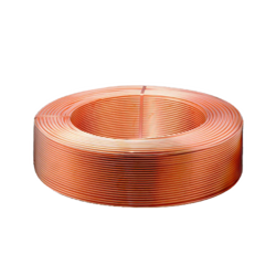 Copper slittting coils