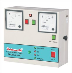 Auto 1ph Submersible Control Panel
