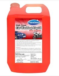 High Foam Car Washing Liquid