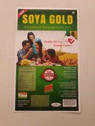 Soya Gold Soya Refined Oil
