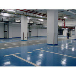 Epoxy Floor Coating Service