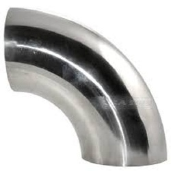 Stainless Steel Dairy Elbow