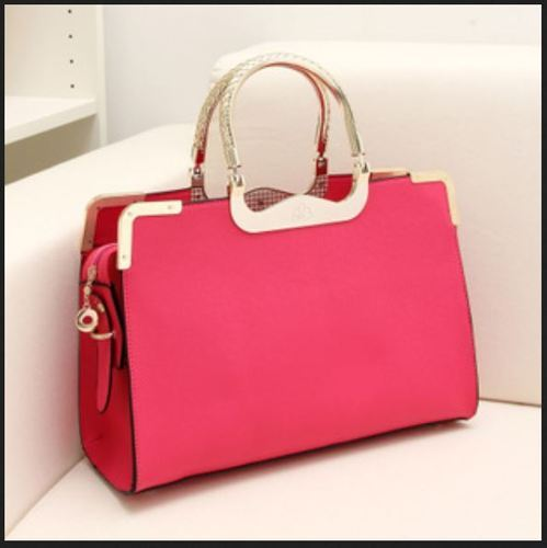 c0d8f59b4d Pink Ladies Stylish Bag