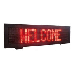 TECHON LED Moving Message Board