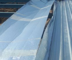 Aluminum Bubble Heat Insulation