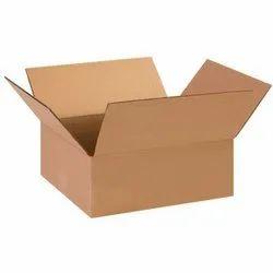 Bio-degradable Industrial Corrugated Box