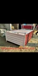 Powder Coated Mild Steel Bed, For Home, Hotel etc, Single
