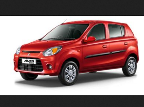 Maruti Alto 800 Blazing Red Cars At Rs 270000 Piece Perumanoor