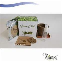 THE PARNIKA  Green Chilli