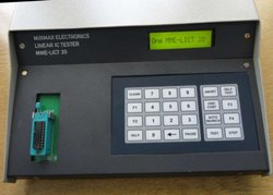 Analog/Linear IC Tester