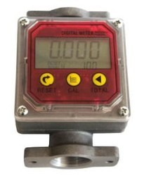 Digital Oval Gear Diesel Flow Meter