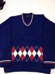 BlueMark Uniforms Aclyric Custom Sweaters, Size: 22