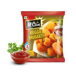 Mccain Veggie Nuggets