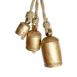Rustic Cow Bell