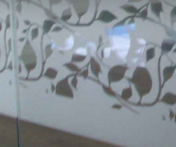 Transparent Decorative Window Glass, For Personal