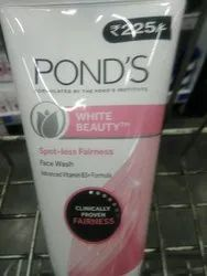 Herbal Ponds White Beauty Face Wash, Age Group: Adults, Packaging Size: Tube