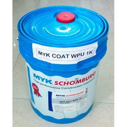 High Elongation PU Based Waterproof Coating