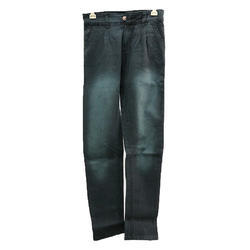 Boys Regular Fit Faded Jeans, Size: 32 to 40