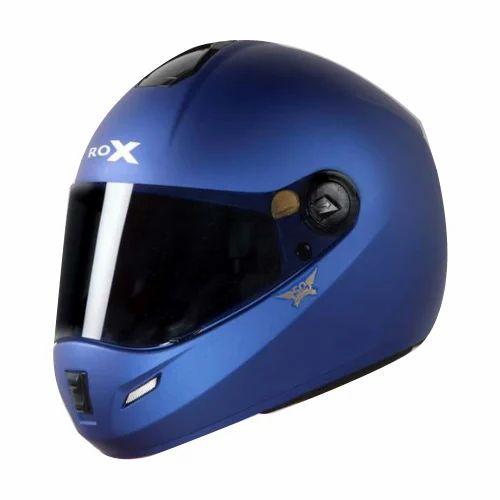 f1fc1492 Polycarbonate Rox Glossy Bike Steelbird Helmet, Rs 1199 /piece | ID ...