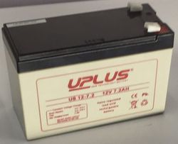 UPLUS SMF BATTERY 12V 7.2AH
