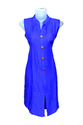 Blue Kurti For Daily Wear