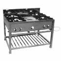 Cooking Range 4 Burner