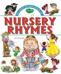 My First Board Book Nursery Rhymes