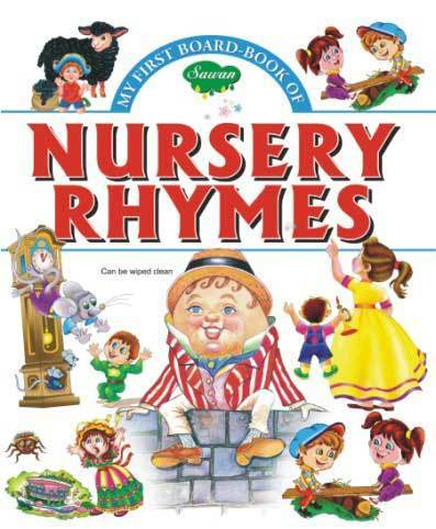My First Board Book Nursery Rhymes