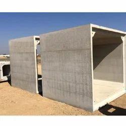 Precast Concrete Box Culvert