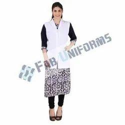 Fab Uniforms White Nurse Coat