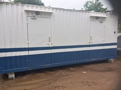 Movable Prefabricated Office Container