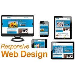 English Responsive Web Designing Service