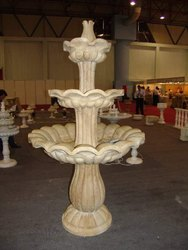 Three Tier Modern Fountain