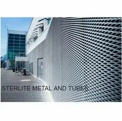 Stainless Steel Decorative Facade Sheets