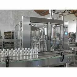 Industrial Packaged Drinking Water Plant