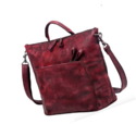 Plain And Printed Straw Bag And Duffle Handbag Ladies Leather Bag