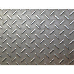 Stainless Steel 316 Chequered Sheets