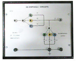 De Emphasis Circuit