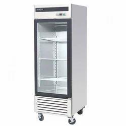 Single Door Vertical Freezer
