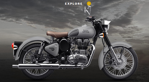 Gunmetal Grey Bullet 500, Motorcycles And Cars | BNT ...