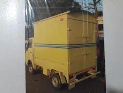 Insulated Mini Van Body