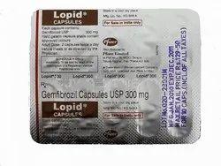 Lopid ( Gemfibrozil) Capsule