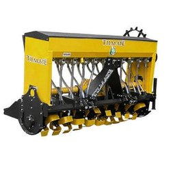 Cast Iron Body Tillmate Seed Drill Rotavator