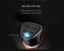3.1A Dual USB Car Charger