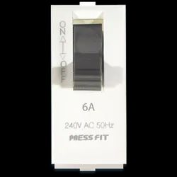 Press Fit Edge Modular Mini MCB Switch