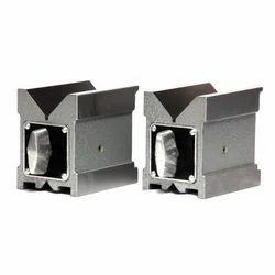 Hardened Magnetic V Block