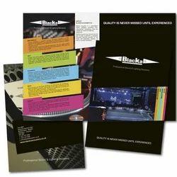 Leaflets Folders Printing Service