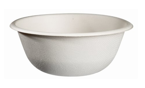 Sugarcane Fiber White 950 Ml Round Bowl for Event and Party Supplies, Size:  32 Oz, Rs 4.95 /piece   ID: 22129811830